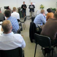 Initial Consultation of 25 multi-denominational leaders in Croatia.   They had never been in a consultation of this type before in which they explored the state of the Mission of God in Croatia.